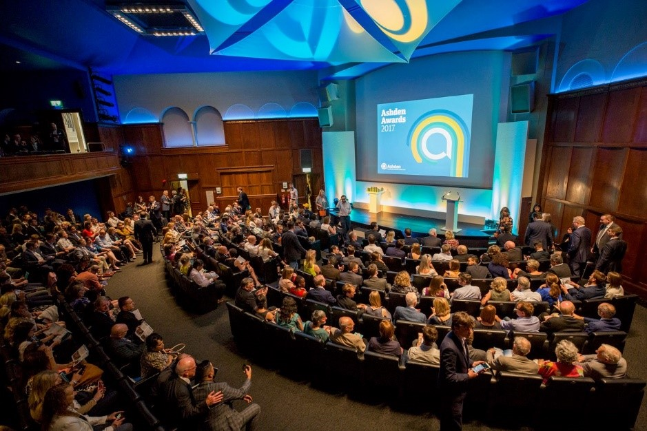 Sunamp recognised at Ashden Awards for tackling climate change